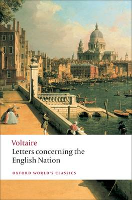 Letters concerning the English Nation (BOK)