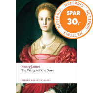 Produktbilde for The Wings of the Dove (BOK)