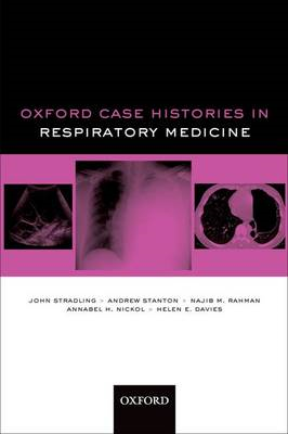 Oxford Case Histories in Respiratory Medicine (BOK)