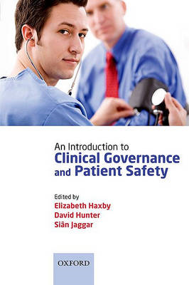 Introduction to Clinical Governance and Patient Safety (BOK)
