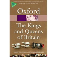 Kings and Queens of Britain (BOK)