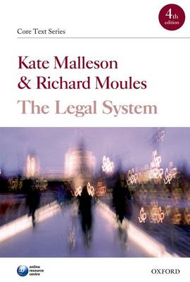 The Legal System (BOK)