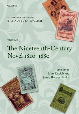 The Oxford History of the Novel in English: v. 3: Nineteenth-century Novel 1820-1880 (BOK)