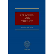 Terrorism and the Law (BOK)