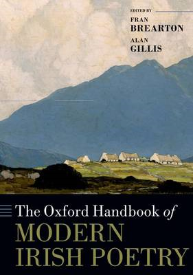 The Oxford Handbook of Modern Irish Poetry (BOK)