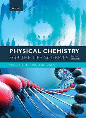 Physical Chemistry for the Life Sciences (BOK)