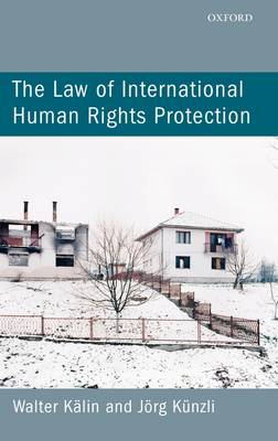 The Law of International Human Rights Protection (BOK)