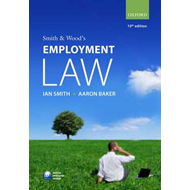 Smith and Wood's Employment Law (BOK)