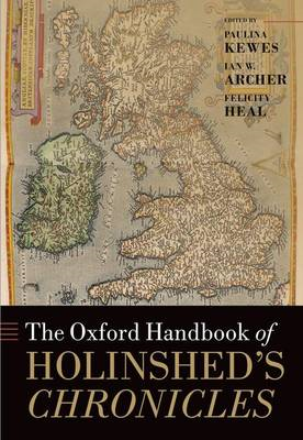 The Oxford Handbook of Holinshed's Chronicles (BOK)