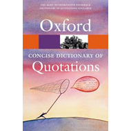 Concise Oxford Dictionary of Quotations (BOK)
