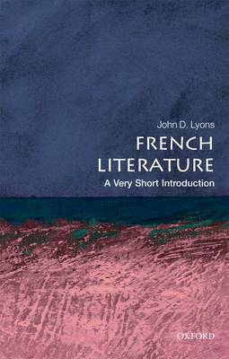 French Literature: A Very Short Introduction (BOK)