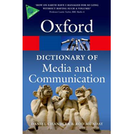Dictionary of Media and Communication (BOK)