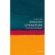English Literature: A Very Short Introduction (BOK)