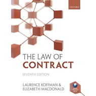 The Law of Contract (BOK)