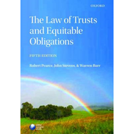 The Law of Trusts and Equitable Obligations (BOK)
