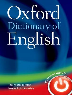 Oxford Dictionary of English (BOK)