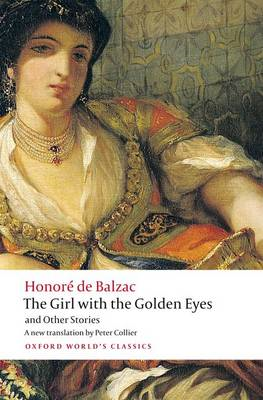 Girl with the Golden Eyes and Other Stories (BOK)