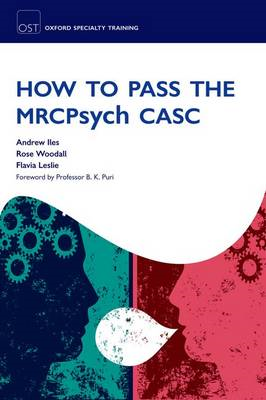 How to Pass the MRCPsych CASC (BOK)