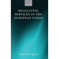 Regulating Services in the European Union (BOK)
