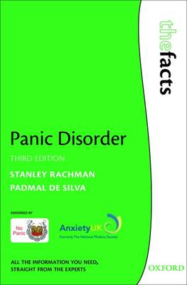 Panic Disorder: The Facts (BOK)