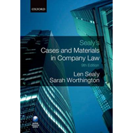 Sealy's Cases and Materials in Company Law (BOK)