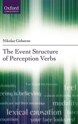 The Event Structure of Perception Verbs (BOK)