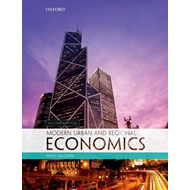 Modern Urban and Regional Economics (BOK)