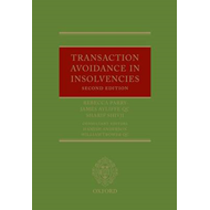 Transaction Avoidance in Insolvencies (BOK)