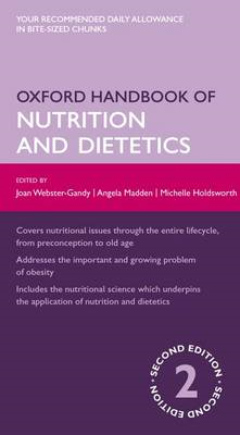 Oxford Handbook of Nutrition and Dietetics (BOK)