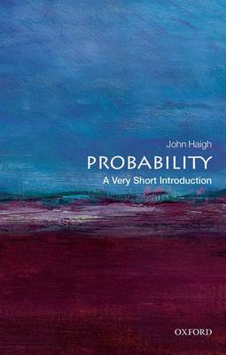 Probability: A Very Short Introduction (BOK)