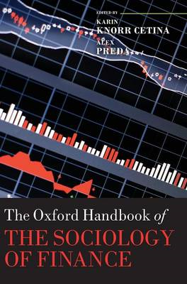 The Oxford Handbook of the Sociology of Finance (BOK)