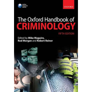 Oxford Handbook of Criminology (BOK)