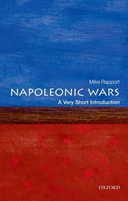 Napoleonic Wars: A Very Short Introduction (BOK)