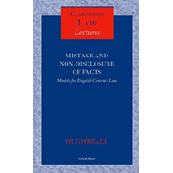 Mistake and Non-disclosure of Fact: Models for English Contract Law (BOK)