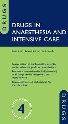 Drugs in Anaesthesia and Intensive Care (BOK)