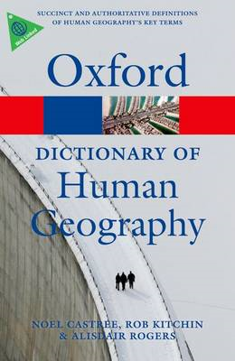 Dictionary of Human Geography (BOK)