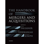 The Handbook of Mergers and Acquisitions (BOK)