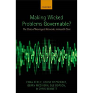 Making Wicked Problems Governable? (BOK)
