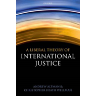 A Liberal Theory of International Justice (BOK)