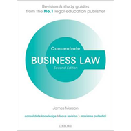 Business Law Concentrate (BOK)