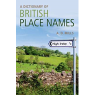 Dictionary of British Place-Names (BOK)