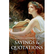 Oxford Treasury of Sayings and Quotations (BOK)