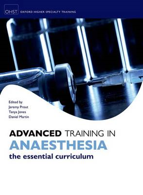 Advanced Training in Anaesthesia (BOK)