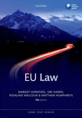 European Union Law (BOK)