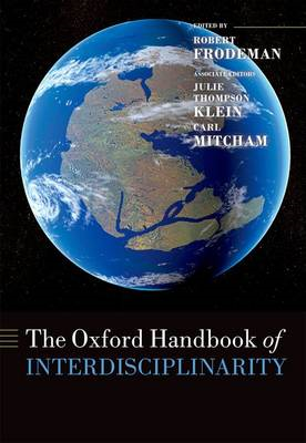 The Oxford Handbook of Interdisciplinarity (BOK)