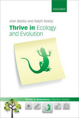 Thrive in Ecology and Evolution (BOK)