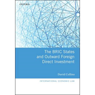 The BRIC States and Outward Foreign Direct Investment (BOK)