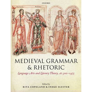 Medieval Grammar and Rhetoric (BOK)