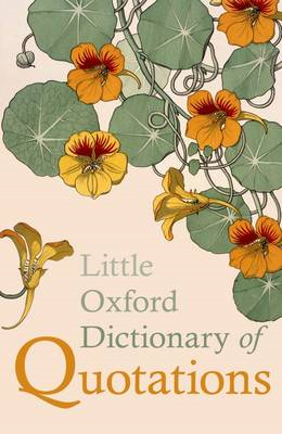 Little Oxford Dictionary of Quotations (BOK)
