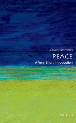 Peace: A Very Short Introduction (BOK)